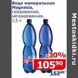 Вода минеральная Magnesia
