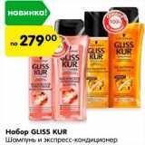Карусель Акции - Набор GLISS KUR