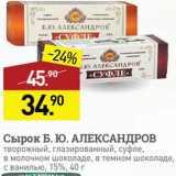 Мираторг Акции - Сырок Б.Ю.Александров