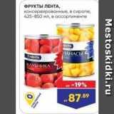 Лента супермаркет Акции - ФРУКТЫ ЛЕНТА