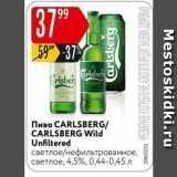 Карусель Акции - Пиво CARLSBERG