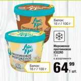 Скидка: Мороженое протеиновое ICECRO