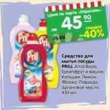 Магазин:Карусель,Скидка:Средство для мытья посуды Prill
