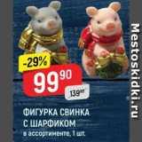 Фигурка свинка, Количество: 1 шт