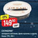 Верный Акции - Скумбрия Океан ТРК