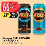 Скидка: Напиток Тен Страйк