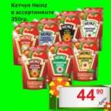 Матрица Акции - Кетчуп Heinz