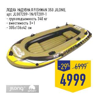 лодка фишман из ленты
