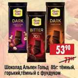 Шоколад Альпен Гольд