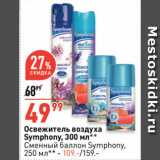 Магазин:Окей супермаркет,Скидка:Освежитель воздуха Symphony