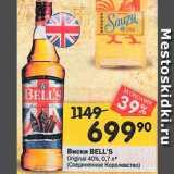 Скидка: Виски Bells