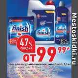 Скидка: Соль для посудомоечных машин Finish
