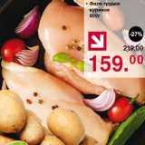 Магазин:Оливье,Скидка:Филе куриное