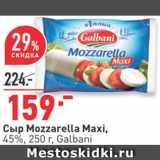 Скидка: Сыр Mozzarella maxi
