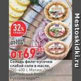 Магазин:Окей,Скидка:Сельдь Матиас/VIci/Балтийский берег/Русское море