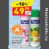Магазин:Дикси,Скидка:Освежитель воздуха ФИГАРО