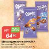 Авоська Акции - Шоколад Милка