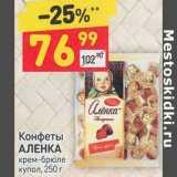 Конфеты Аленка