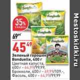 Окей супермаркет Акции - Горошек Bonduelle