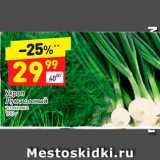 Дикси Акции - Укроп Лук зеленый упаковка 100 г