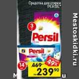 Перекрёсток Акции - средства для стирки PERSIL