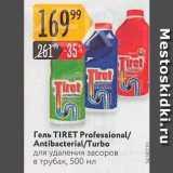 Карусель Акции - Гель TIRET Professional