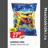 Верный Акции - КАРАМЕЛЬ МИКС барбарис-дюшес-мята, 250 г