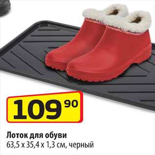 Акция - Лоток для обуви