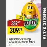 Скидка: Подарочный набор Пасхальное яйцо MM