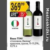 Карусель Акции - Вино TINI