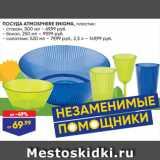 Лента Акции - ПОСУДА ATMOSPHERE ENIGMA, пластик