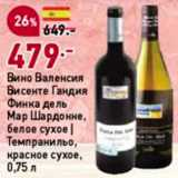 Скидка: Вино Валенсия