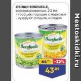 Скидка: Овощи ВONDUELLE