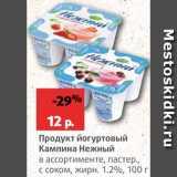 Магазин:Виктория,Скидка:Продукт йогуртовый Нежный