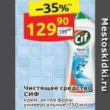 Магазин:Дикси,Скидка:Чистящее средство СИФ