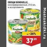 Магазин:Лента,Скидка:Горошек/кукуруза Bonduelle