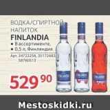 Selgros Акции - ВОДКА/СПИРТНОЙ НАПИТОК FINLANDIA